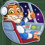 kosmicheskij tigr telegram 09