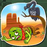 kovboj kaktus stickers telegram 04