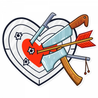 kovboj kaktus stickers telegram 13