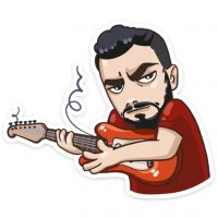 linkin park stickers telegram 31