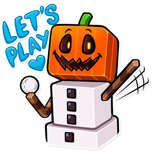 minecraft stickers telegram 03