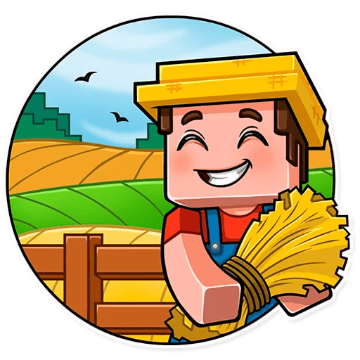 minecraft stickers telegram 07