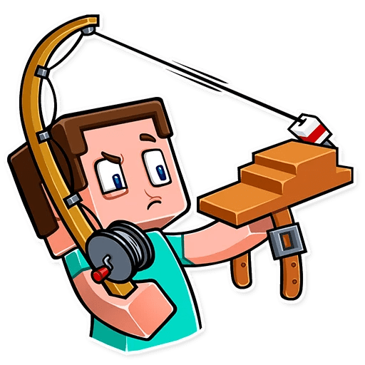 minecraft stickers telegram 10