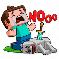 minecraft stickers telegram 15