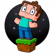 minecraft stickers telegram 19