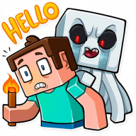 minecraft stickers telegram 27