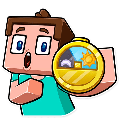minecraft stickers telegram 30