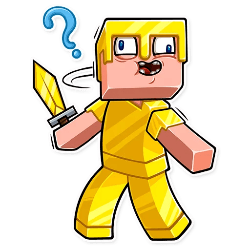 minecraft stickers telegram 33