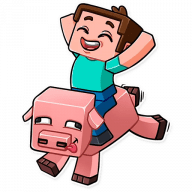 minecraft stickers telegram 34