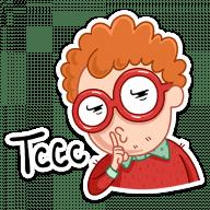 neskafe 3 v 1 stickers telegram 02