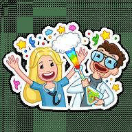 neskafe 3 v 1 stickers telegram 09