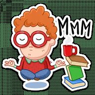 neskafe 3 v 1 stickers telegram 19