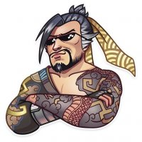 overwatch stickers telegram 06