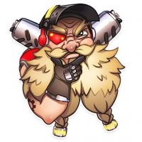 overwatch stickers telegram 15