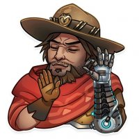 overwatch stickers telegram 22