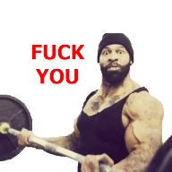 pljushevaja boroda ct fletcher stickers telegram 03
