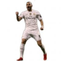 real madrid stickers telegram 04