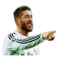 real madrid stickers telegram 20