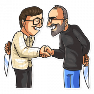 steve jobs stickers telegram 04