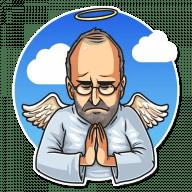 steve jobs stickers telegram 12
