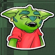 trolljan stickers telegram 06