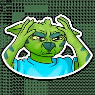 trolljan stickers telegram 07