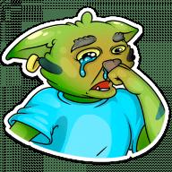trolljan stickers telegram 10