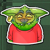 trolljan stickers telegram 11