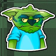 trolljan stickers telegram 12