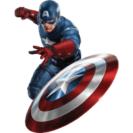 marvel supergeroi stickers telegram 10