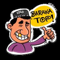 uzbekskie stickers telegram