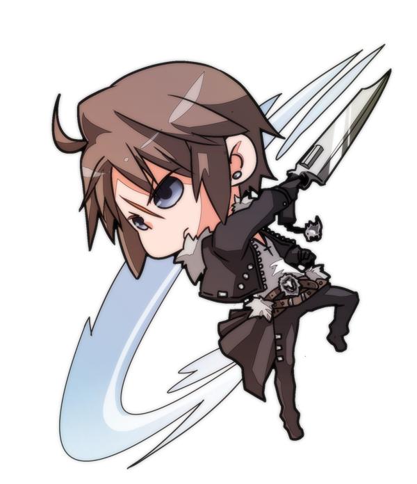 Стикеры Final Fantasy