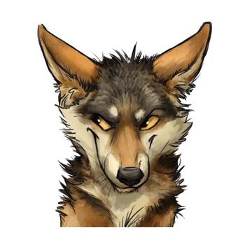 Стикеры Волк