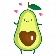 avokado stickers telegram 04