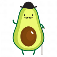 avokado stickers telegram 07
