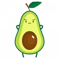 avokado stickers telegram 08