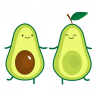 avokado stickers telegram 09