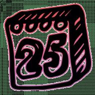 stikery novogodnie znaki telegram 07